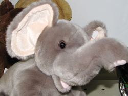 Stuffed Animal Toy - Elephant